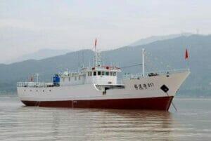 barco palangrero panama