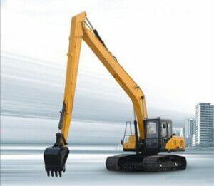 Maquinaria pesada excavacion