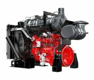 Motores diesel China