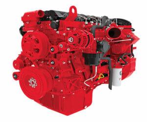 Motor Diesel transporte Pesado