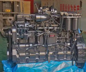 Motores Diesel Maquinaria Pesada