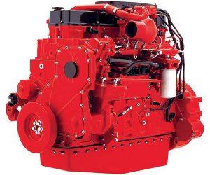 Motor diesel serie Q de China