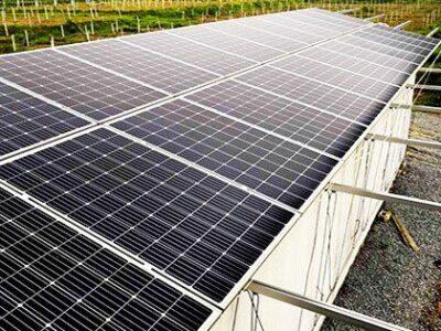 istemas Alternativos de Energia Sur America